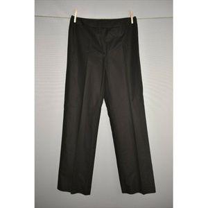 LAFAYETTE 148 NEW YORK Menswear Black Pant